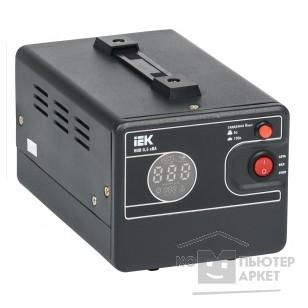 Стабилизаторы напряжения Iek IVS21-1-D05-13 Стабилизатор напряжения переносной HUB 0,5кВА/Стабилизаторы напряжения Iek IVS21-1-D05-13 Стабилизатор напряжения переносной HUB 0,5кВА