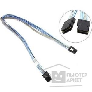 Опция к серверу Supermicro CBL-0281L - Cable SAS 75cm IPASS to IPASS CBL, PB Free