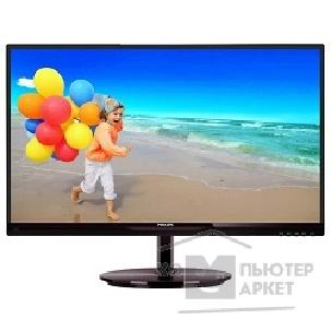"Монитор Philips LCD  23"" 234E5QDAB 00/ 01 Black"