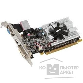 Видеокарта MicroStar MSI R6450-MD1GD3/ LP OEM V212-30S 1GB, DDR3,64bit, DVI, HDMI, PCI-E