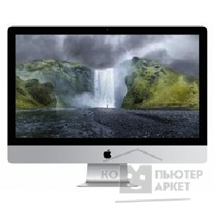 "Моноблок Apple iMac Z0QX0003K, MF886C116GH1V1RU/ A 27"" Retina 5K 4.0GHz i7 Turbo Boost up to 4.4GHz/ 16GB 1600MHz DDR3 SDRAM - 2x8GB/ 3TB Fusion/ AMD Radeon R9 M295X 4GB GDDR5"