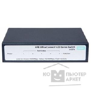 Сетевое оборудование Hp JH327A E 1420 5G Switch Unmanaged, 5*10/ 100/ 1000, QoS, Fanless