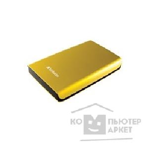 "носители информации Verbatim Portable HDD 500Gb Store'n'Go USB3.0, 2.5"" [53127] Yellow"