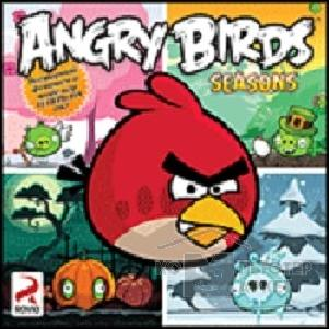Игры Angry Birds. Seasons Jewel