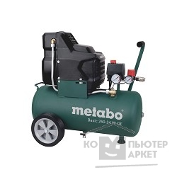 Компрессоры Metabo Basic 250-50 W OF Компрессор [601535000]