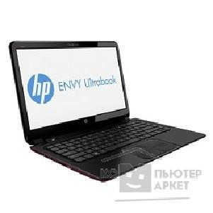 "Ноутбук Hp D0Y62EA  Envy 4-1255e r Sleekbook Core i5-3337U/ 4Gb/ 320Gb/ 32Gb SSD/ UMA/ 14""/ HD/ WiFi/ BT/ W8SL/ Cam/ 6c/ black/ red"