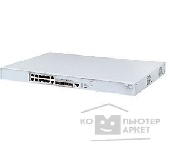 Сетевое оборудование Hp JE015A  E4200-12G Switch Managed, 8*10/ 100/ 1000 + 4*10/ 100/ 1000 or SFP + 1*XENPAK, L3, 19""