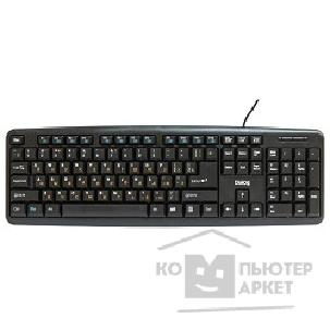 Клавиатура Dialog KM-025U Black Multimedia Black - USB