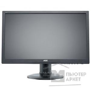 "Монитор Aoc LCD  20"" E2060Pwda 1600 х 900, 5 ms, 170°/ 160°, 250 cd/ m, 20M:1, D-Sub, DVI"