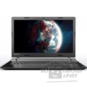 "Ноутбук Lenovo IdeaPad 100-15IBY [80MJ009VRK] black 15.6"" HD Cel N2840 2.16GHz / 2Gb/ 500Gb/ DOS"