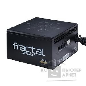 Блок питания Fractal Design PSU Integra M 750W [FD-PSU-IN3B-750W-EU], Black, EU Cord new, RTL