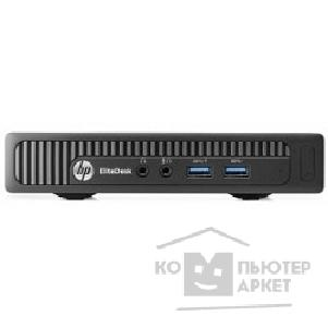 Hp ПК  EliteDesk 800 mini PC i3 4130T/ 4Gb/ 500Gb/ SSD 8Gb/ DVDRW/ WiFi/ kb/ m/ W8.1Prodng