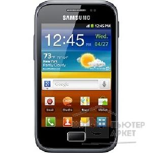 Samsung Телефон  GSM Galaxy Ace Plus S7500 Blue [GT-S7500ABASER]