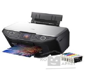 Принтер Epson Stylus Photo RX610 принтер/ сканер/ копир