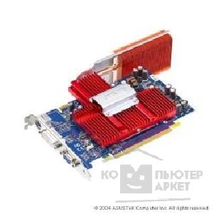 Видеокарта Asus TeK EN6600GT/ SILENCER/ HTD 256Mb DDR, GF 6600GT DVI, TV-out PCI-E