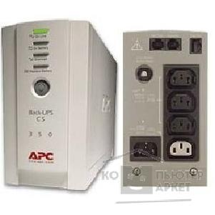 ИБП APC by Schneider Electric APC Back-UPS CS 350VA BK350EI