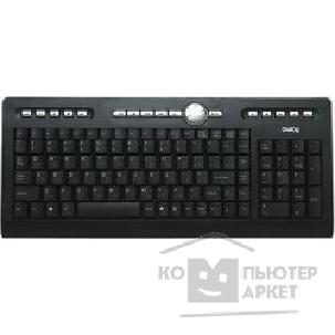 Клавиатура Dialog KF-1BP, Favourite Keyboard, PS/ 2, Black