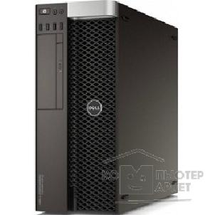 Компьютер Dell Precision T5810 [5810-0224] MT E5-1603v4/ 8Gb/ 1Tb/ No graphics/ noDVD/ W7Pro+W10Pro/ k+m