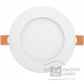 Коммерческое освещение Iek LDVO0-1601-1-7-K01 Светильник ДВО 1601 белый круг LED 7Вт 3000К IP20/Коммерческое освещение Iek LDVO0-1601-1-7-K01 Светильник ДВО 1601 белый круг LED 7Вт 3000К IP20