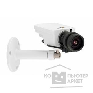 Цифровая камера Axis M1114 HDTV camera with varifocal 2.8-8 mm DC-iris lens. Multiple, individually configurable H.264 and Motion JPEG streams; max HDTV 720p or 1MP resolution at 30 fps