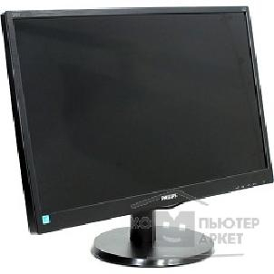"Монитор Philips LCD  23.6"" 243V5QHAB/ 00 01 Black"