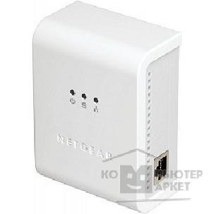 Сетевое оборудование Netgear HDX101-100ISS 200Mbit Powerline HD Ethernet Adapter