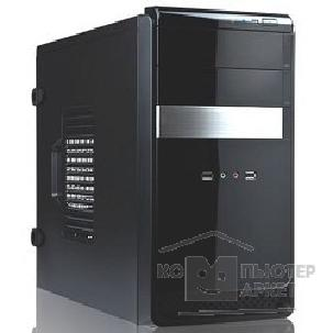 Корпус Inwin Mini Tower  EMR-034BS Black-Silver 450W mATX [6056984]