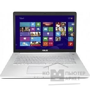 "Ноутбук Asus N750JK-T4133H [90NB04N1-M01710] i5-4200/ 8G/ 750GB/ DVD-SMulti/ 17.3""FHD/ NV 850M 4G/ WiFi/ BT/ Camera/ Win8.1"