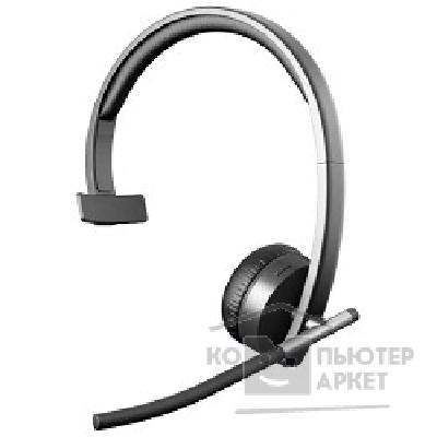 Наушники Logitech Wireless Headset H820E 981-000512