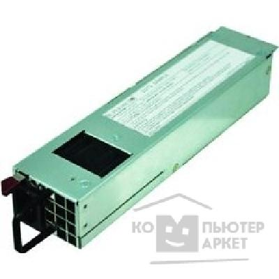 Опция к серверу Supermicro 1U 400W Redundant Short Depth Power Supply PWS-406P-1R