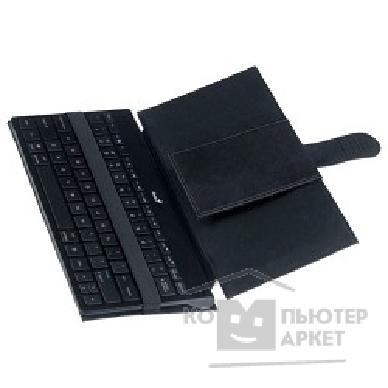 Клавиатура Genius Keyboard  LuxePad 9100, Bluetooth, 7 функциональных клавиш, black, Hanger для Android 3.0+, iPad любой версии или PC на Windows 7/ XP/ Vista