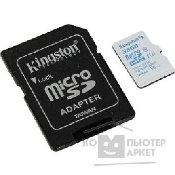 Карта памяти  Kingston Micro SecureDigital 32Gb  SDCAC/ 32GB