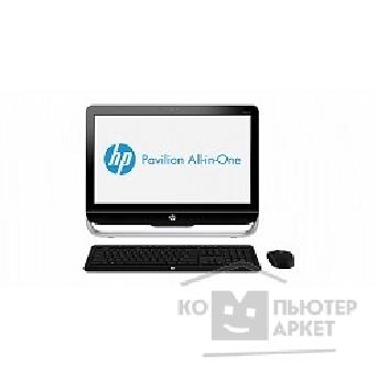 "�������� Hp E6R03EA#ACB  Pavilion 23"" TN 23-b232er i5-3330S 4GB 1TB GT710A DVDRW Universal Music option 1 TV - external wless kbd +remote W8 64bit EM"