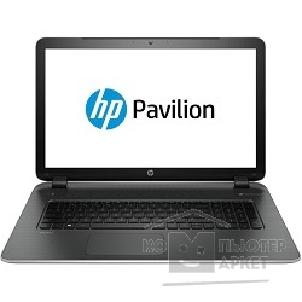 "Ноутбук Hp Pavilion 17-f009sr G7Y09EA A8 5745M/ 12Gb/ 1Tb/ DVD/ R7 M260 2Gb/ 17.3""/ HD/ 1366x768/ Win 8.1/ natural silver/ BT2.1/ 6c/ WiFi/ Cam"