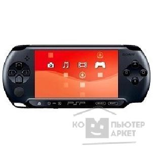 Игровая приставка Sony Playstation PSP - E1008 Street Base Pack Black + Карта памяти Memory Stick PRO DUO 4GB MARK2 SO