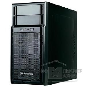 Корпус SilverStone Minitower  Precision PS08B <Black, mATX, USB3.0, Audio, без БП>