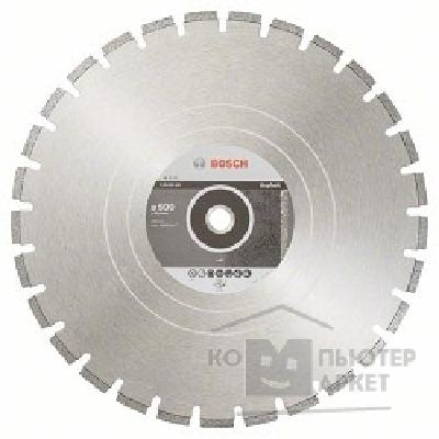 Bosch Bosch 2608602628 Алмазный диск Standard for Asphalt500-25,4