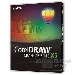 Программное обеспечение Corel CDGSX5RUHBBUG DRAW Graphics Suite X5 Upgrade Rus