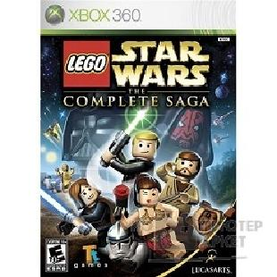 Игры Microsoft Lego Star Wars: the Complete Saga