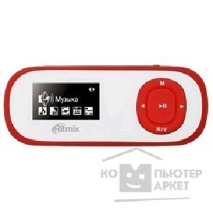 Плеер Ritmix RF-3400 4Gb White/ Red