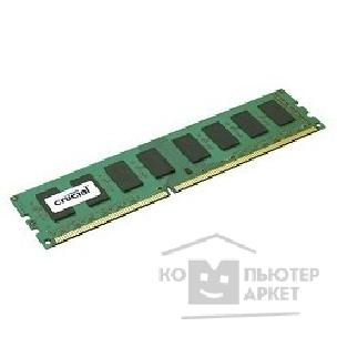 Модуль памяти Crucial DDR3 DIMM 4GB PC3-10600 1333MHz [CT51264BA1339/ J]