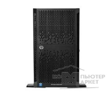 Hp Сервер  ProLiant ML350 Gen9 E5-2620v4 8C 2.1GHz, 1x16GB-R DDR4-2400T, P440ar/ 2G RAID 1+0/ 5/ 5+0 noHDD 8/ 48 SFF 2.5''  1x500W up2 , 4x1Gb/ snoDVD,iLO4.2, Tower-5U, 3-3-3 835263-421