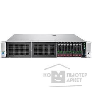 "Hp Сервер  ProLiant DL380 Gen9 1 up2 x E5-2630v3 8C 2.4 GHz, 2x16GB-R DDR4-2133, P440ar/ 2G RAID 1+0/ 5/ 5+0 2x300GB 6G SAS 15K 8/ 16 SFF 2.5""  1x500W up2 , 4x1Gb/ s,noDVD,iLO4.2, Rack2U P9H92A"