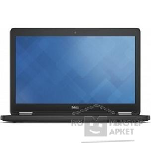 "Ноутбук Dell Latitude E5550 [5550-7843] black 15.6"" HD i5-5200U/ 4Gb/ 500Gb/ noDVD/ 5500/ / Linux"