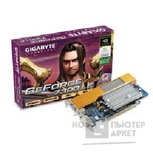 Видеокарта Gigabyte GV-NX73L128D RH , OEM  GF 7300LE, 128Mb DDR, TV-out, DVI  PCI-E