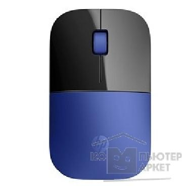 Опция для ноутбука Hp Mouse  Z3700 [V0L81AA#ABB] Wireless Dragonfly Blue cons