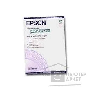 ������ ��������������� HP Epson S041123  Photo Qualitty Glossy paper A2, 20 ������