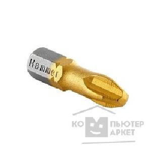 Hammer Бита  Flex 203-106 PB PH-3 25mm 1pc  TIN, 1шт. [36727]