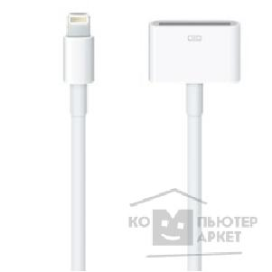 Аксессуар Apple MD824ZM/ A  Lightning to 30-pin Adapter 0.2 m  переходник