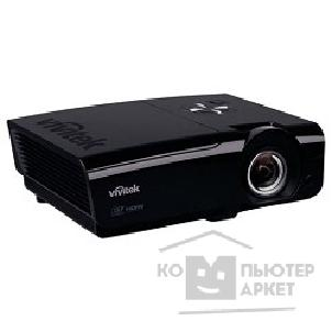 Проектор Vivitek D950HD DLP, 1920x1080 Full HD , 3000 Lm, 3000:1, 6000/ 5000 часов, HDMIx2, VGA-In, VGA-Out, Composite Video, Component Video, S-Video, RCA Audio-In, Mini-Jack Audio-In, Mini-Jack Audio-Out,